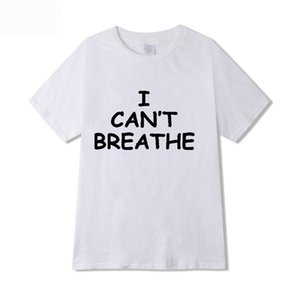 I Cant Breathe!Acme De La Vie Adlv Brand Designer Top Quality Men Women T-Shirt Fashion Print Tees Short Sleeve #504 #481