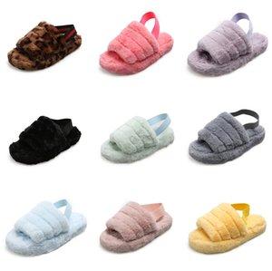 Suihyung Cartoon Hausschuhe für Jungen Mädchen 2020 neue Sommer-Strand-Kinder Cave Schuhe Cute Animals Unicorn Slippers Baby-Kleinkind Slippers # 926