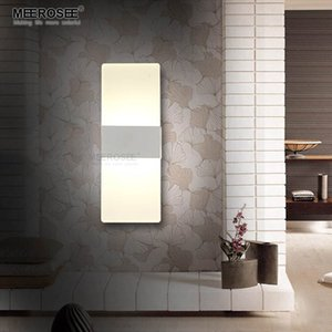 Modern LED Wall Lamp Bathroom LED Wall Sconces Aluminum Wall Lighting Fixture Beside Lamp for Bedroom Study Home decoration 100% Gareentee