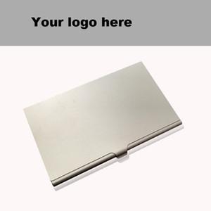 Держатель карты из легкого сплава Тонкий пакет Бизнес-кейс Коробка ID-карты