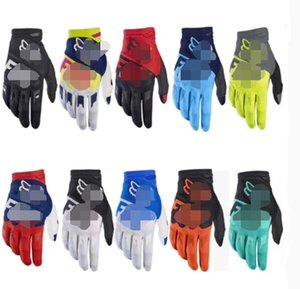 2020 FOX Mountainbike Downhill Handschuhe Lange Finger Motorradsport volle Finger-Handschuhe Outdoor-Handschuhe