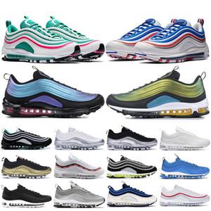 Tripel Blanc Noir Jeu Royal Trainer Neon Steelers Moutarde 1997OG Hommes Designer Chaussures Running Baskets Chaussures Hommes 36-45