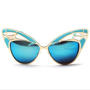 Gafas de sol, calados, coloridas gafas de sol