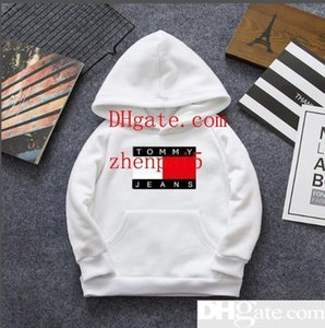Hoodies Spring And Autumn Clothes New Pattern Spelling Color Letter Embroidery A2