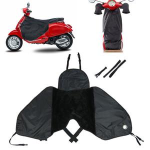 Нога Обложка для Универсальной Скутеры Motocycle дождь Ветер Холодных ветрозащитных Теплого мотоцикл Leg протектор для скутеров и электромобилей
