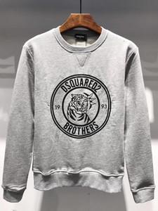 Sudaderas con capucha para hombre Suéter Diseñador de moda Sudadera para hombre Ropa de primavera 2019 Venta caliente Tamaño asiático M-xxxl Tiger Print Ds346 Venta directa