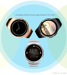 KW18 Bluetooth Smart Watch TK2502C 1.3 Zoll HD IPS-Armbanduhr SIM TF-Karten-Slot Herzfrequenzmesser Reloj Inteligente Smartwatch