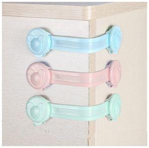 Multi-função Child Safety Lock bebê de armário porta do armário gaveta Segurança Locks Crianças Segurança Protector