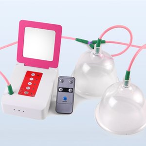 DHL free CE FDA Big Beauty Breast Care Enlargement Machine Buttock Lifting Butt Enhancer Breast Vacuum Therapy Machine