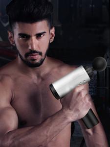 HG-320 aponévrotique Gun Leg vibration profonde relaxation musculaire du corps pistolet électrique Équipement de remise en forme Massage Hammer Shock douleur Massager Relief