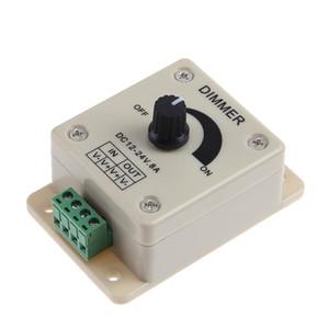 전압 안정기 모터 12 V 전압 조정기 8A 전원 가변 속도 컨트롤러 DC 12V LED 디머 DC-DC