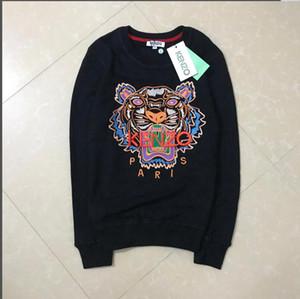 Classic Mens del diseñador de invierno suéter con capucha mujeres de los hombres de algodón puro de la moda suéter sudaderas con capucha suéter CHkenzo Sweatershirts