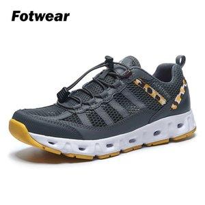 offerte superiori Outdoor scarpe da tennis classico trekking Climb uomini scarpe tessili sintetiche Fotwear Uomo traspirazione confortevole
