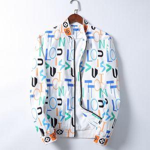 2020 Hot bomber jacket Mens Jacket New Stylish Men Thin Casual Jacket Spring Autumn Windrunner Jackets Coat Sports Windbreaker for Man