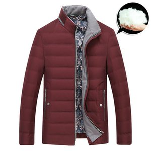 The designer Winter Men Outdoor Down Jacket Mens Casual Hooded Down Coats Outerwear Man warm jackets Bomber Parkas