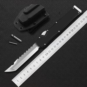 Cuchillos de alta calidad MIKER CNC Cuchillo felhunter hoja D2 Cuchilla de aleación de aluminio Cuchillo táctico Cuchillos de supervivencia Cuchillos EDC