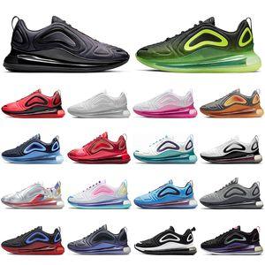 Nike air max 720 2019 Sapatos Sneaker Running Shoes Trainer Série Futuro Upmoon Jupiter Cabin Venus Panda Sapatos casuais Para Homens Mulheres Esporte Designer