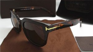 Оптово-Горячие солнцезащитные очки Женщины Марка Дизайнер Мужчины Солнцезащитные очки TF211 Покрытие óculos Ретро Мода Gafas De Sol Марка Солнцезащитные очки
