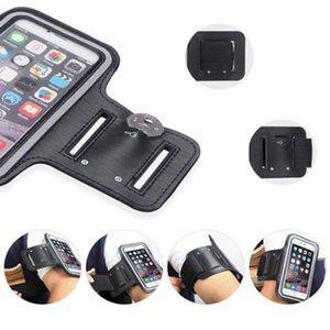 Titular braço Bag Pack pacotes Armband exterior Correndo Cycling Sports respirável para Mobile Phone B2Cshop
