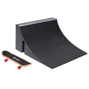 Training Games Finger Skating Board with Ramp Parts Track Kids Toys Gift