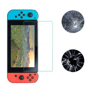 Geçişler İçin Nintendo Geçişler İçin temperli cam 9H Ultra İnce Premium temperli cam Ekran Koruyucu Film HD Temizle çizilmeye karşı