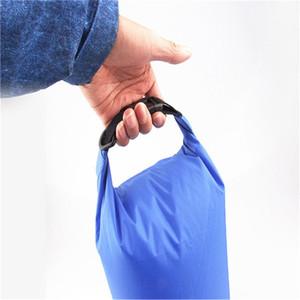 1pc Outdoor Sleeping Bag roupa impermeável embalagem Comprimido Poupança sacos de armazenamento ao ar livre Camping armazenamento Carry Bag 8L