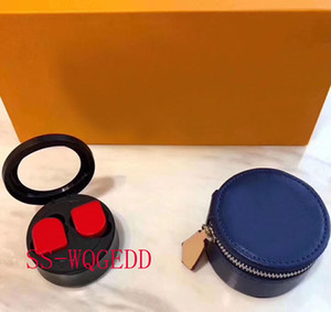 New Autumn Top Designer Bucket Bag High Quality Men and Women Zipper Messenger Bag Fashion Bluetooth Headset Key Change Handbag Box
