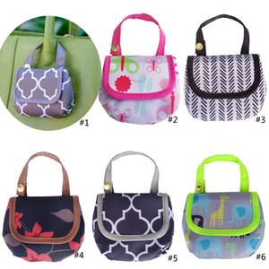 Bebek emziği Çanta Emzik Konteyner Kukla Tutucu Meme Vaka Düzenli Organizatör Bezi Kılıfı Çanta Arabası Aksesuarları Seyahat Depolama çantası M1525