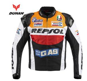 DUHAN Motosiklet Ceketler moto GP REPSOL motosiklet yarış Ceket Üst Kalite OXFORD Binme Jersey
