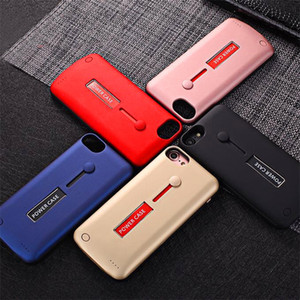 Phone Battery Charger Case For iPhone 8 7 6 6s Plus Power Bank Case Ultra Slim External Backup Battery Case for iPhone 6 6s 7 8