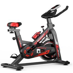 ممارسة الدراجة المنزلية فائقة الهدوء في الأماكن المغلقة وفقدان الوزن ممارسة دواسة الدراجة الغزل المعدات دراجة اللياقة البدنية