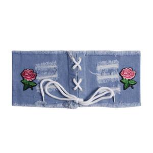 2018 Nova Mulheres Floral Extra larga Corset Tie cintura alta Elastic Magro Abdominal Shaping Belt Magro estiramento Belt