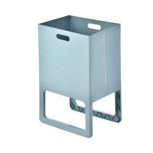 El plegado de lavandería cesta de la ropa hogar recibe la cesta para recibir una carga de la cesta de lavadero baño contratado S impermeable