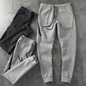 Nueva marca de fábrica de los hombres pantalones de las mujeres del basculador Pantalones Pantalones con cordón desgaste Deportes pantalones para hombre del chándal pantalones del lujo de los hombres pantalón casual Sweatpan