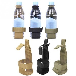 New Military Tactical Molle Canteen Water Bottle Holder Outdoor Camping Hiking All-match Portable Belt Carrier Pouch Nylon bag