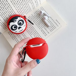 Fashion AirPods case inspirational cartoon character Bluetooth headset shell suitable for AirPods 1 2 case design new protective shell