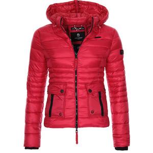 Zoga winter parkas frauen wärme mäntel puffer jacke parka frauen outwear frauen parkas mode slim fit solide mantel