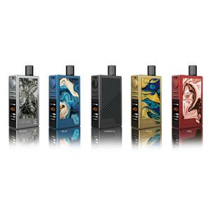 Original Suorin Elite Kit ecigarette 3.1ml Vape Cartridges 40W Output 1100mAh VW Pod Kit with LED Screen