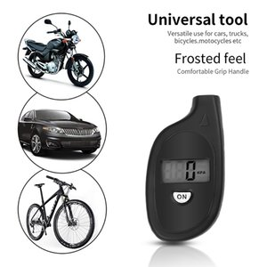utomobiles & Motorcycles Keychain style Car tyre Pressure Gauge Digital Tire Wheel Air Tester pressure alarm monitoring system for auto m...