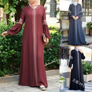 Дубай Абай турецкого Бангладеш женщина абайя джилбаб ф Musulman мусульманского платье исламской одежда кафтан марокеновые кафтан