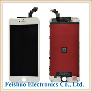For iPhone 6 lcd Grade A +++ LCD Display For iPhone 6P 6s Touch Digitizer Complete Screen (TianMa LCD) with Frame Full Assembly Replacement
