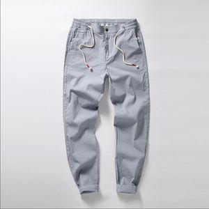 2019Des.igner Frühling und Herbst Streetwear Fog Pants Side Color Matching Trousers Herren Jogger Fear Of God Pants
