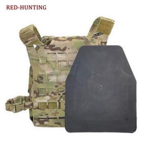 2 pezzi di caccia Vest EVA Pad Piastra resistente Dummy Ballistic gilet interno Liner bordo della gomma piuma