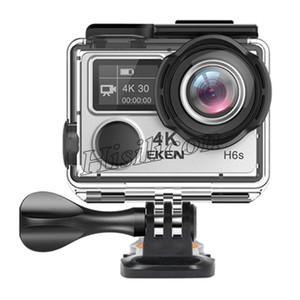حار الأصل EKEN H6S الرياضة كاميرا 2.4G عن بعد EIS الترا 4K واي فاي 1080P-HD 2.0 LCD 170D HDMI للماء Actiom فيديو