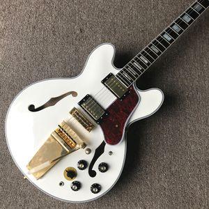 사용자 정의 공장 도매 최고의 가격, 새로운 제품, 고품질 전기 기타, 재즈 기타, 흑단 링크, DIY 기타 사용자 정의 키트