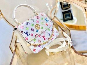 Wholesale New orignal real genuine leather lady messenger bag fashion satchel shoulder bag handbag presbyopic package mobile phone pur NB276