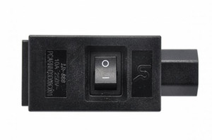 Genuine Power Adapter with Switch LR-888 37-1070-01 AC Power Switch Adapter 250V 10A