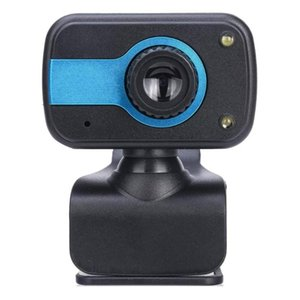 USB HD Webcam Camera With Microphone Mic For Computer PC Laptop For Desktop Notebook Video Call Dynamic Resolution car