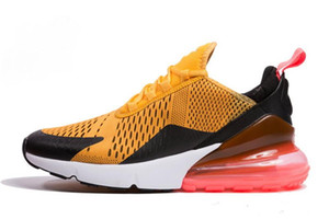 Nike Air Max 270 men's and women's sneakers high quality breathable mesh sneakers