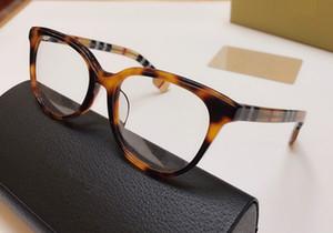 2020 الأحدث الفراشة BE2291 المرأة البصرية نظارات الإطار 54-17-145 النقي بندا الأوروبية صباحا منقوشة تصميم لصفة حالات نظارات Fullset